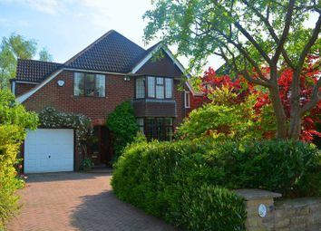 Thumbnail 4 bed detached house for sale in Dyott Road, Moseley, Birmingham