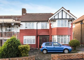 Thumbnail 4 bedroom semi-detached house for sale in Wilmer Way, Southgate, London