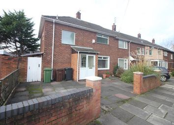 Thumbnail 3 bed property for sale in Poulsom Drive, Bootle