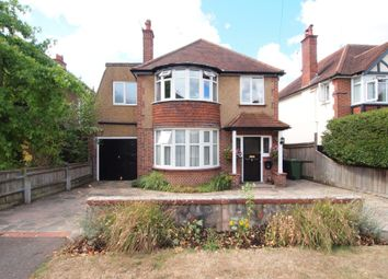 Thumbnail 3 bed detached house for sale in Park Hill Road, Ewell