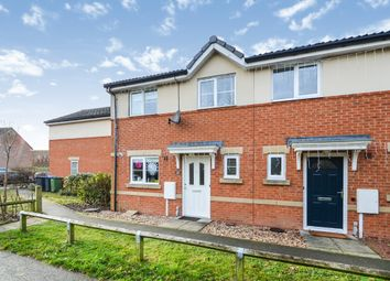 Thumbnail 3 bed terraced house for sale in Oatland Drive, Cawston, Rugby