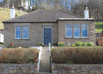 Thumbnail 3 bed bungalow for sale in 8 Edinburgh Road, Peebles
