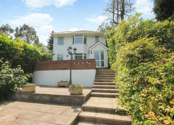 Thumbnail 4 bedroom detached house for sale in Norman Avenue, Poole