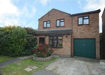 Thumbnail 4 bed detached house for sale in Balintore Court, College Town, Sandhurst
