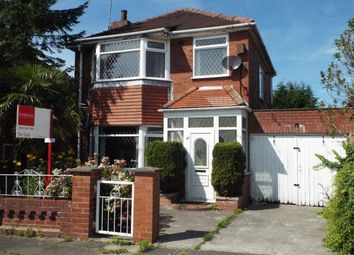 Thumbnail 3 bedroom detached house for sale in Nina Drive, Manchester, Greater Manchester