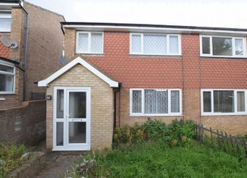 3 bed semi-detached house for sale in Roxburgh Way, Bletchley, Milton Keynes MK3