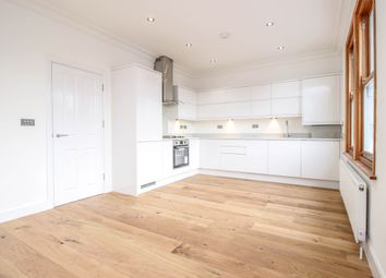 Thumbnail 3 bed flat for sale in Victoria Road, Stroud Green, London