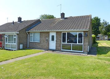 Thumbnail 2 bed semi-detached bungalow to rent in Wykes Road, Yaxley, Peterborough