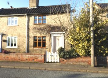 Thumbnail 2 bedroom property to rent in The Street, Bungay