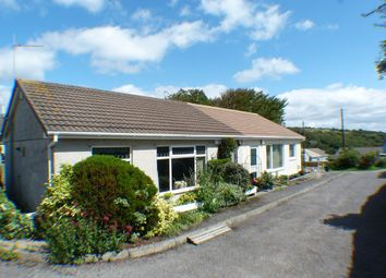Thumbnail 1 bed semi-detached bungalow to rent in Berma Close, Mumbles
