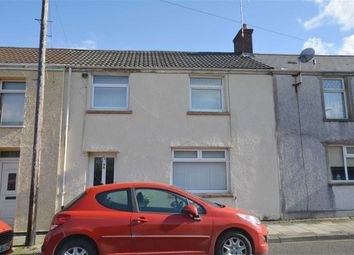 Thumbnail 2 bed terraced house for sale in Dowlais Street, Aberdare, Rhondda Cynon Taff