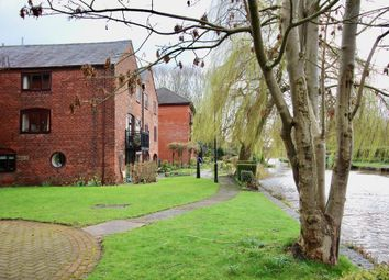 Thumbnail 1 bedroom flat for sale in The Moorings, Stone, Staffordshire