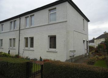 Thumbnail 1 bed flat for sale in Green Road, Paisley
