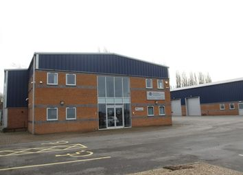 Thumbnail Light industrial to let in Lydford Road, Meadow Lane Industrial Estate, Alfreton