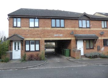 Thumbnail 1 bed flat to rent in Burleigh Road, St.Albans