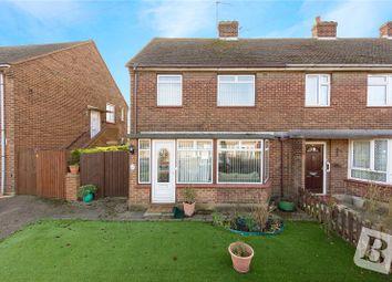Thumbnail 3 bedroom semi-detached house for sale in Alkerden Lane, Swanscombe, Kent