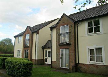 Thumbnail 1 bedroom flat for sale in Cheltenham Gardens, Hedge End, Southampton