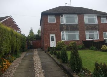 Thumbnail 3 bed semi-detached house to rent in Pringle Road, Brinsworth, Rotherham