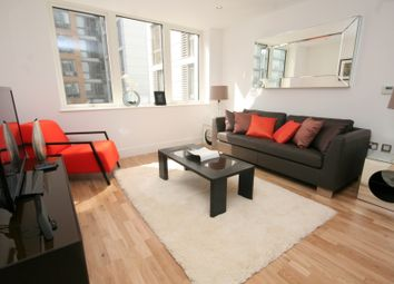 Thumbnail 1 bed flat to rent in Canary View, Dowells Street, London