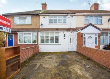 2 bed terraced house for sale in Kenilworth Avenue, Harrow HA2
