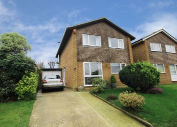 Thumbnail 4 bed detached house to rent in Lingfield Drive, Worth, Crawley