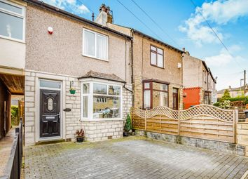 Thumbnail 2 bedroom terraced house for sale in Side Lane, Longwood, Huddersfield