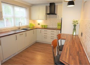 Thumbnail 4 bed detached house for sale in Mansion Close, Dudley
