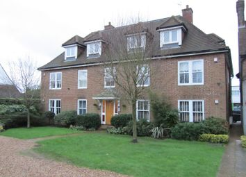 Thumbnail 1 bed flat to rent in Meade Court, Walton On The Hill, Tadworth, Surrey.