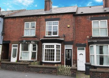 Thumbnail 3 bedroom terraced house for sale in Chesterfield Road, Sheffield