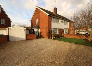 Thumbnail 3 bedroom semi-detached house for sale in Vine Crescent, Reading