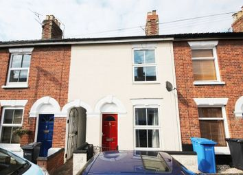 Thumbnail 2 bedroom terraced house to rent in Harford Street, Norwich