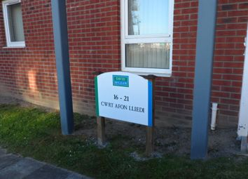Thumbnail 2 bedroom flat for sale in Cwrt Afon Lliedi, Llanelli