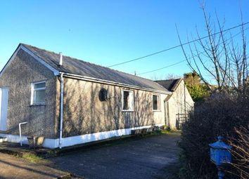 Thumbnail 4 bed bungalow for sale in Waunfawr, Caernarfon, Gwynedd