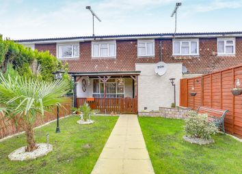 Thumbnail 3 bed terraced house for sale in Nevile Close, Bewbush, Crawley