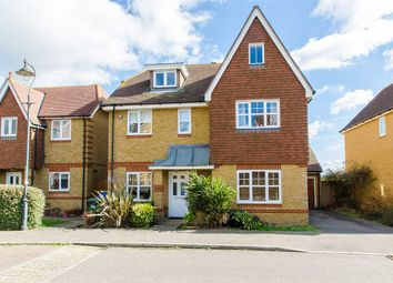 Thumbnail 6 bed detached house for sale in Cormorant Road, Iwade, Sittingbourne