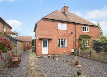 Thumbnail 3 bed semi-detached house for sale in Hillview, Weston Rhyn, Oswestry