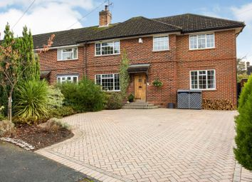Thumbnail 4 bed end terrace house for sale in Crown Road, Virginia Water