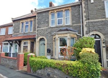 Thumbnail 2 bed terraced house for sale in West Street, Oldland Common, Bristol