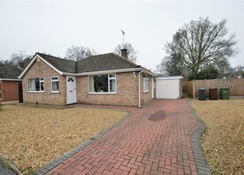 Thumbnail 3 bed detached bungalow for sale in Durham Close, Lincoln