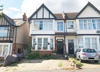 Thumbnail 1 bedroom flat for sale in 41C Manor Road, Westcliff-On-Sea, Essex