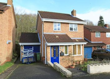 Thumbnail 3 bed detached house for sale in 10 Wentworth Drive, Aqueduct, Telford