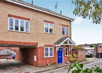 Thumbnail 3 bed end terrace house for sale in Lucky Lane, Exeter