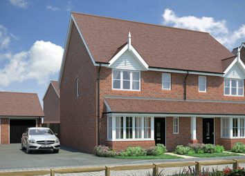 "Thumbnail 3 bedroom property for sale in ""The Leith II"" at Reigate Road, Hookwood, Horley"
