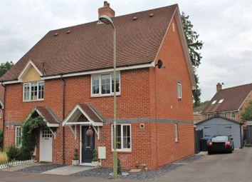 2 bed semi-detached house for sale in Marwell Road, Fleet GU51