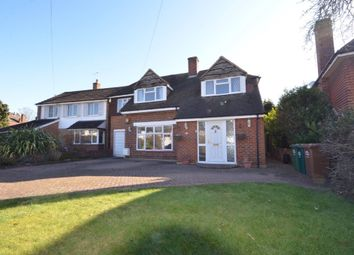 Thumbnail 4 bed detached house for sale in Manor Lane, Sunbury On Thames