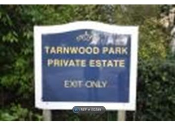 Thumbnail 3 bed maisonette to rent in Tarnwood Park, Eltham