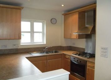 Thumbnail 2 bed flat to rent in Sanderling Way, Greenhithe