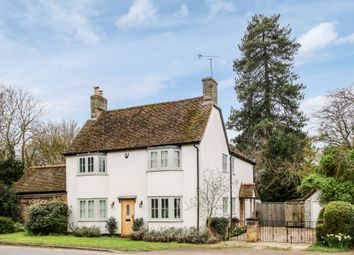 Thumbnail 4 bed detached house for sale in Newmarket Road, Great Chesterford, Saffron Walden