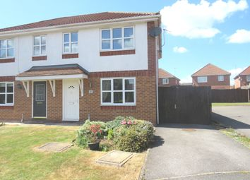 Thumbnail 3 bed semi-detached house for sale in Fairoak Close, Winsford