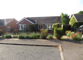 Thumbnail 3 bed detached bungalow for sale in Lytton Road, Taverham, Norwich